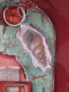 Sea Shell Tag #4 2