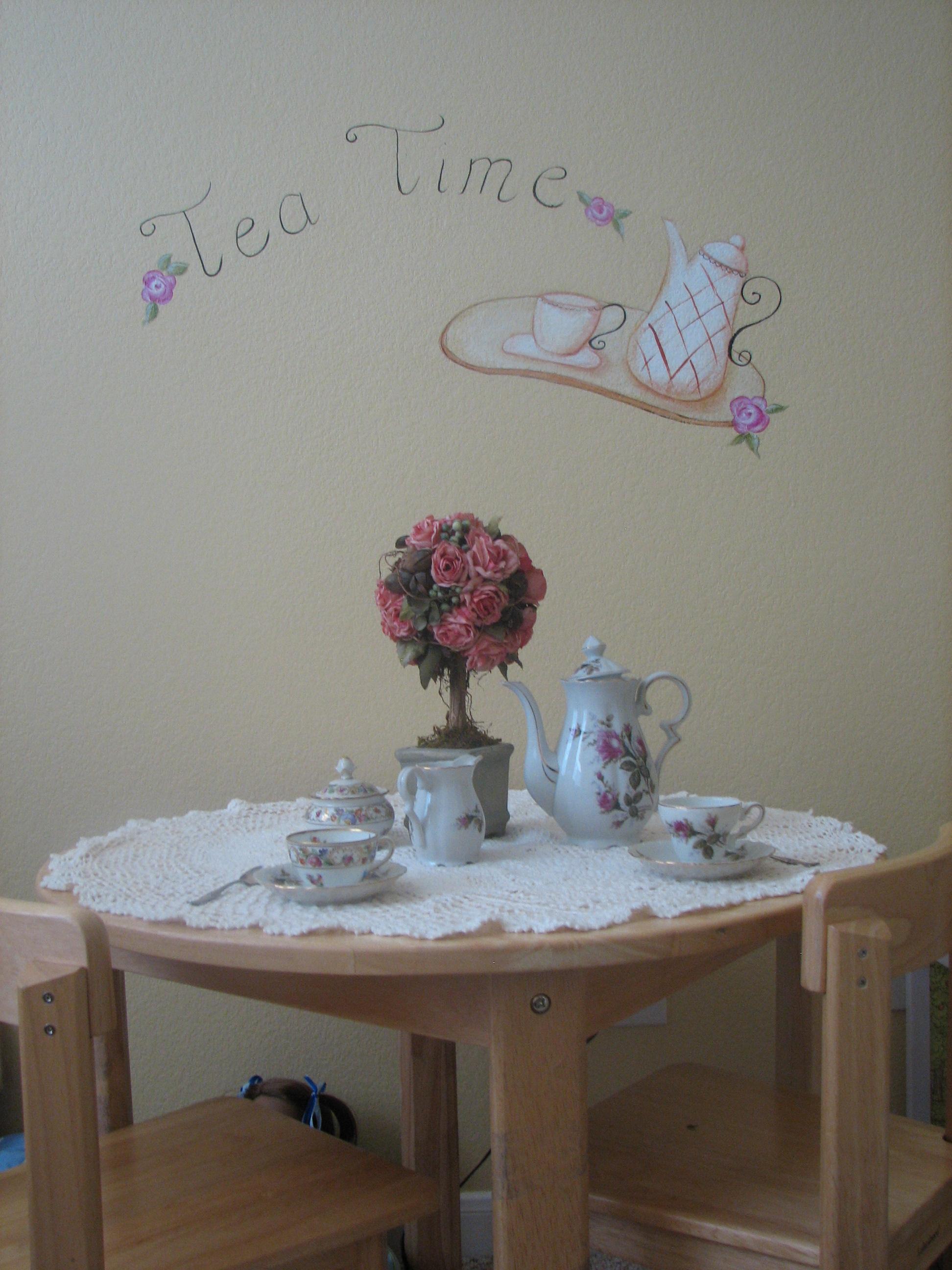 Tea Time Room 9