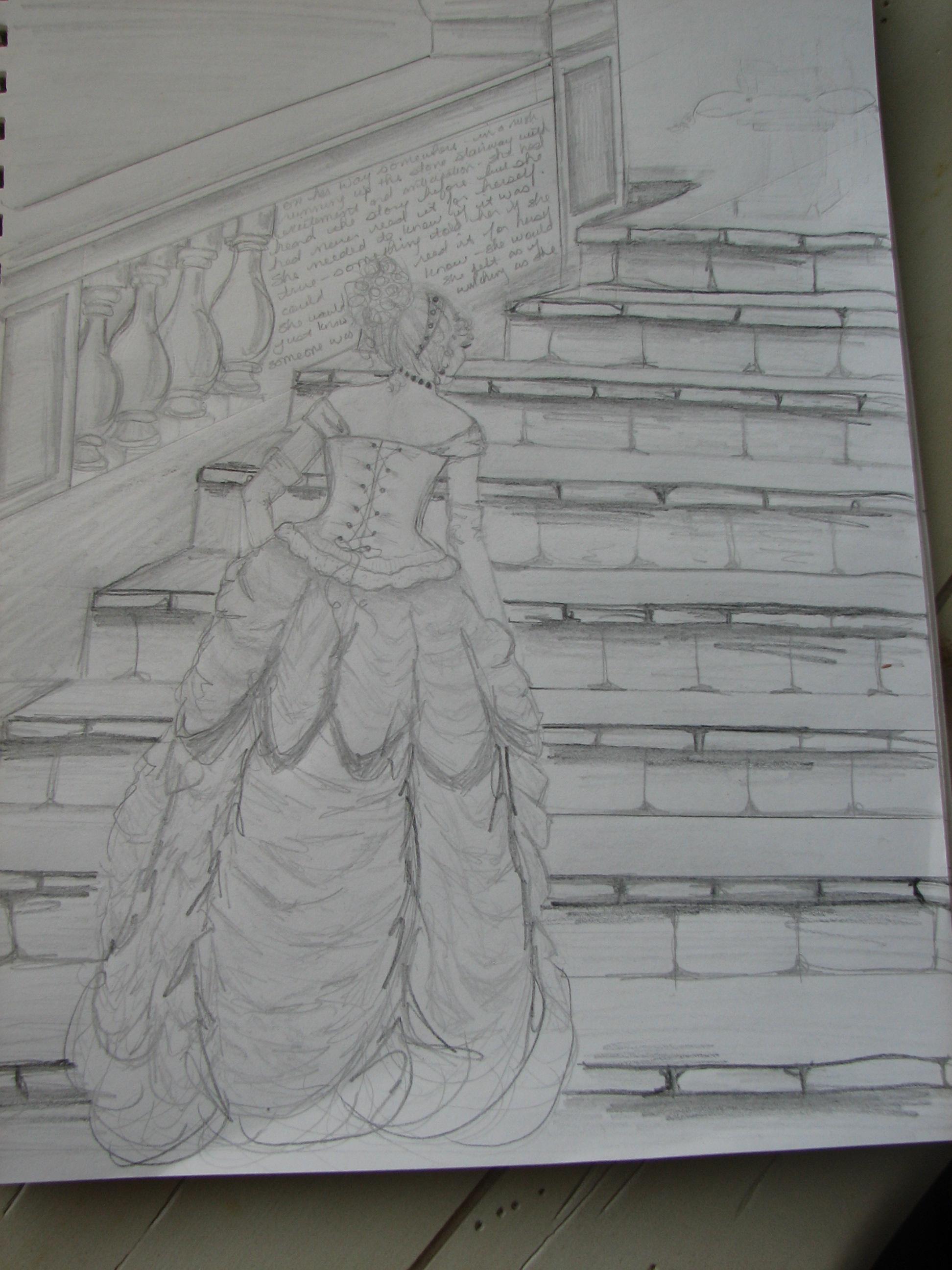 Scenery Drawings Viewing Gallery