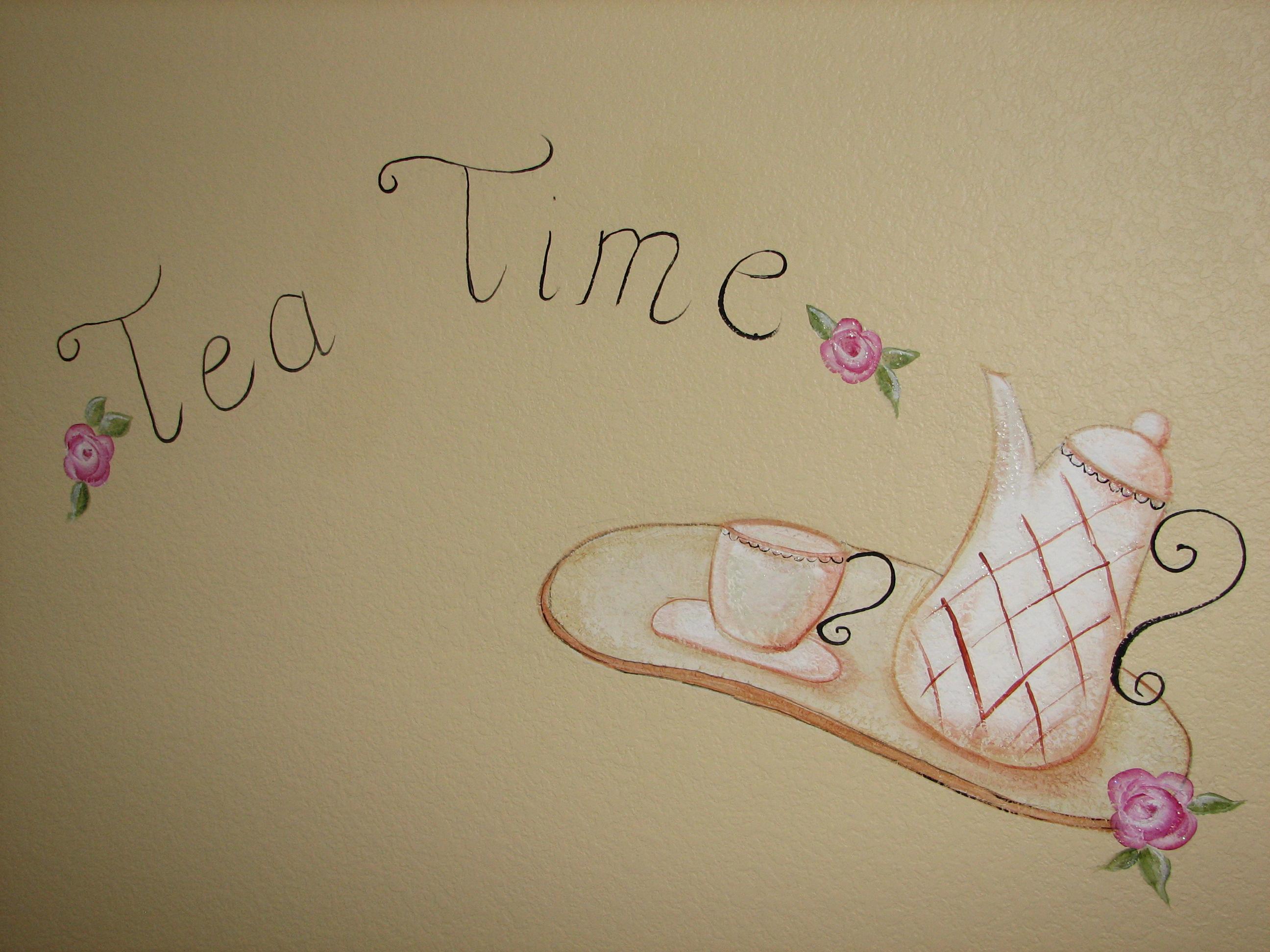 Tea Time Room 2
