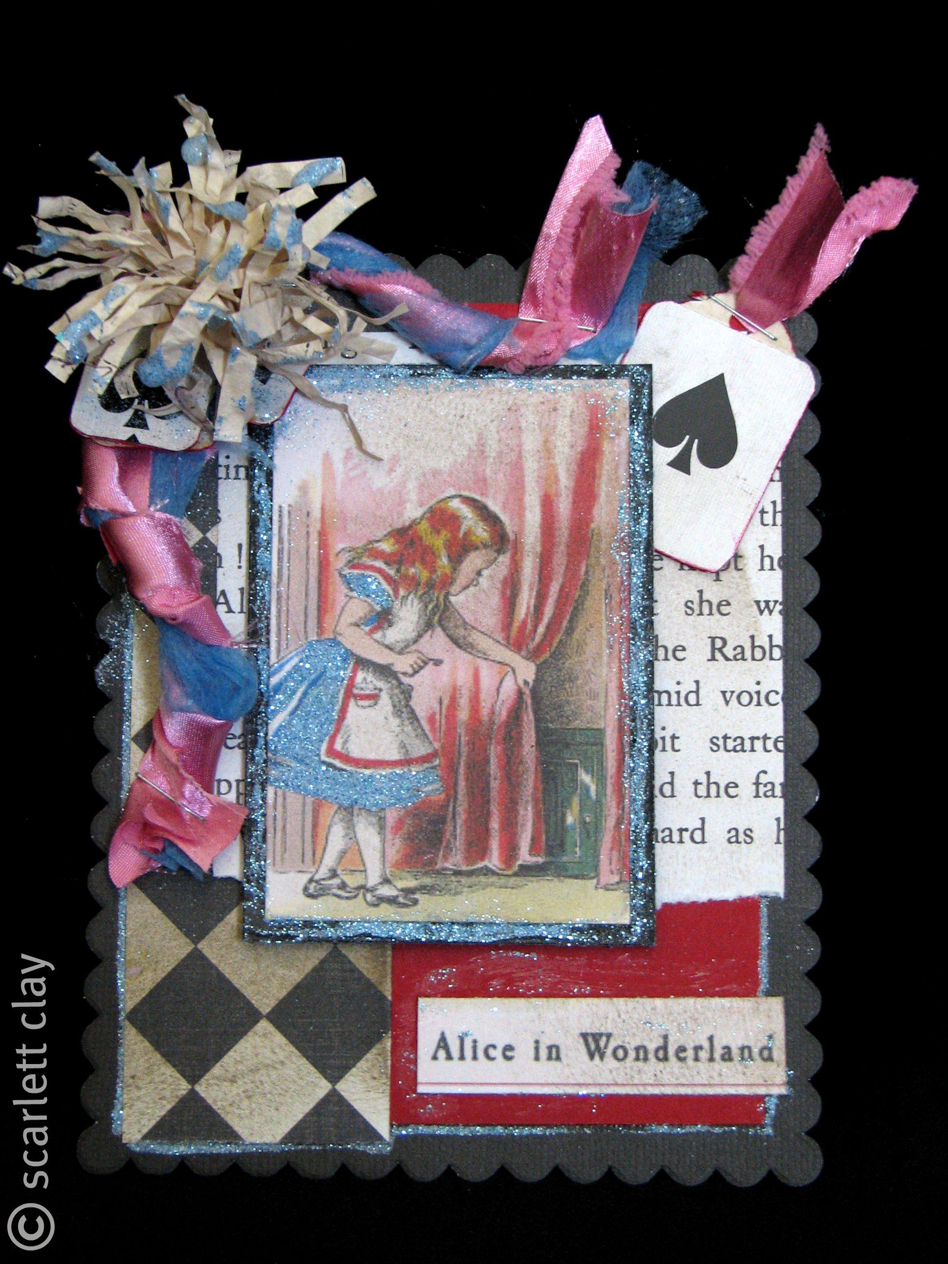 Alice  #3 1