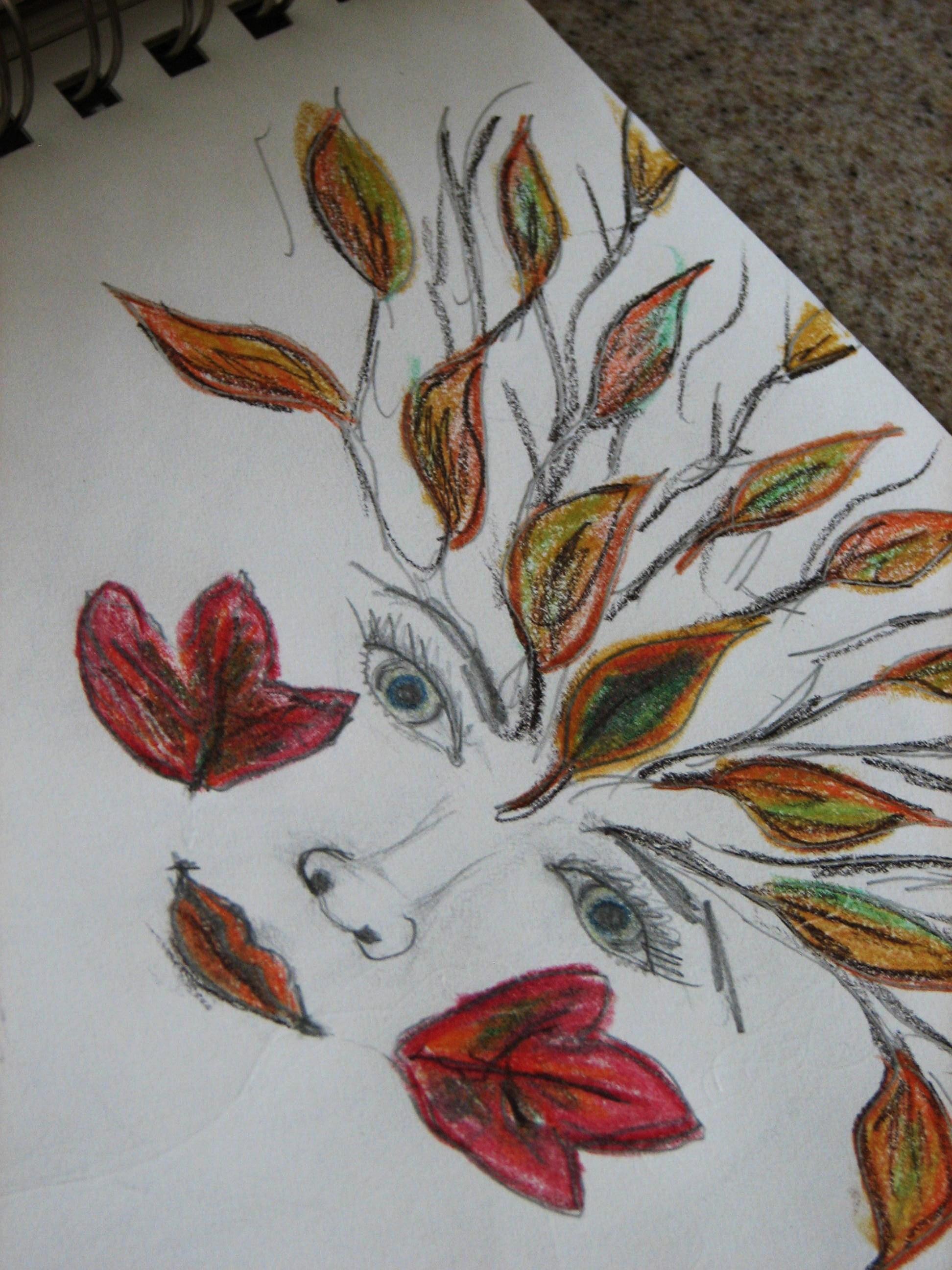 fall face 1