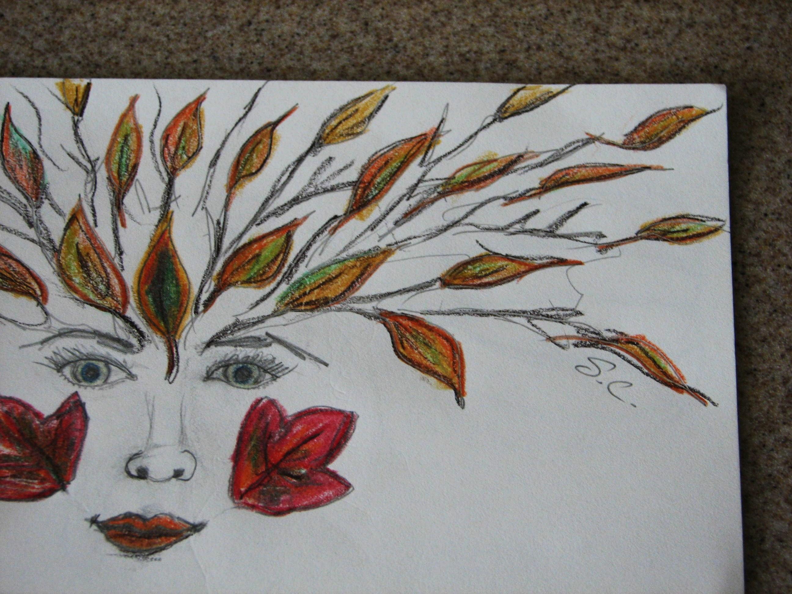 fall face 2