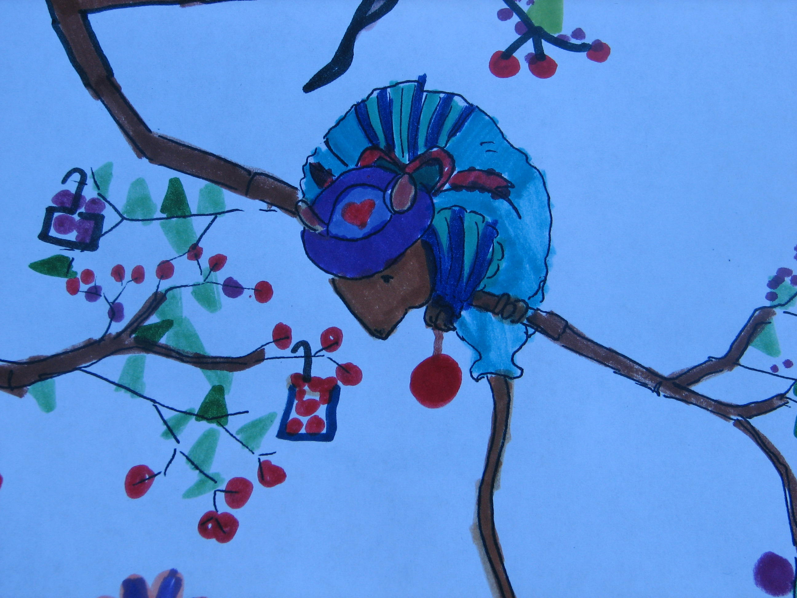 of mice and berries s-2